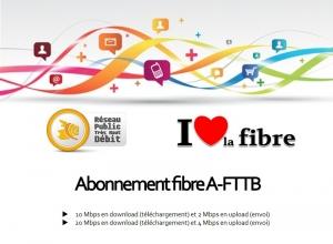 I LOVE LA FIBRE