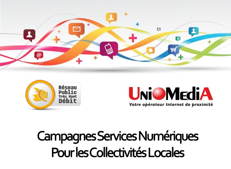 Campagnes Services Numériques pour les Collectivités Locales
