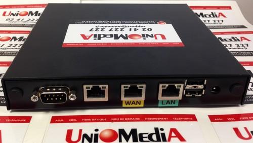 UnibOx Pro UniMédia Angers